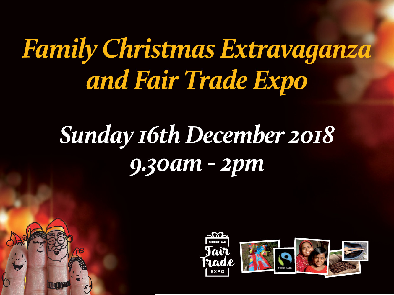 Christmas Extravaganza & Fair Trade Expo