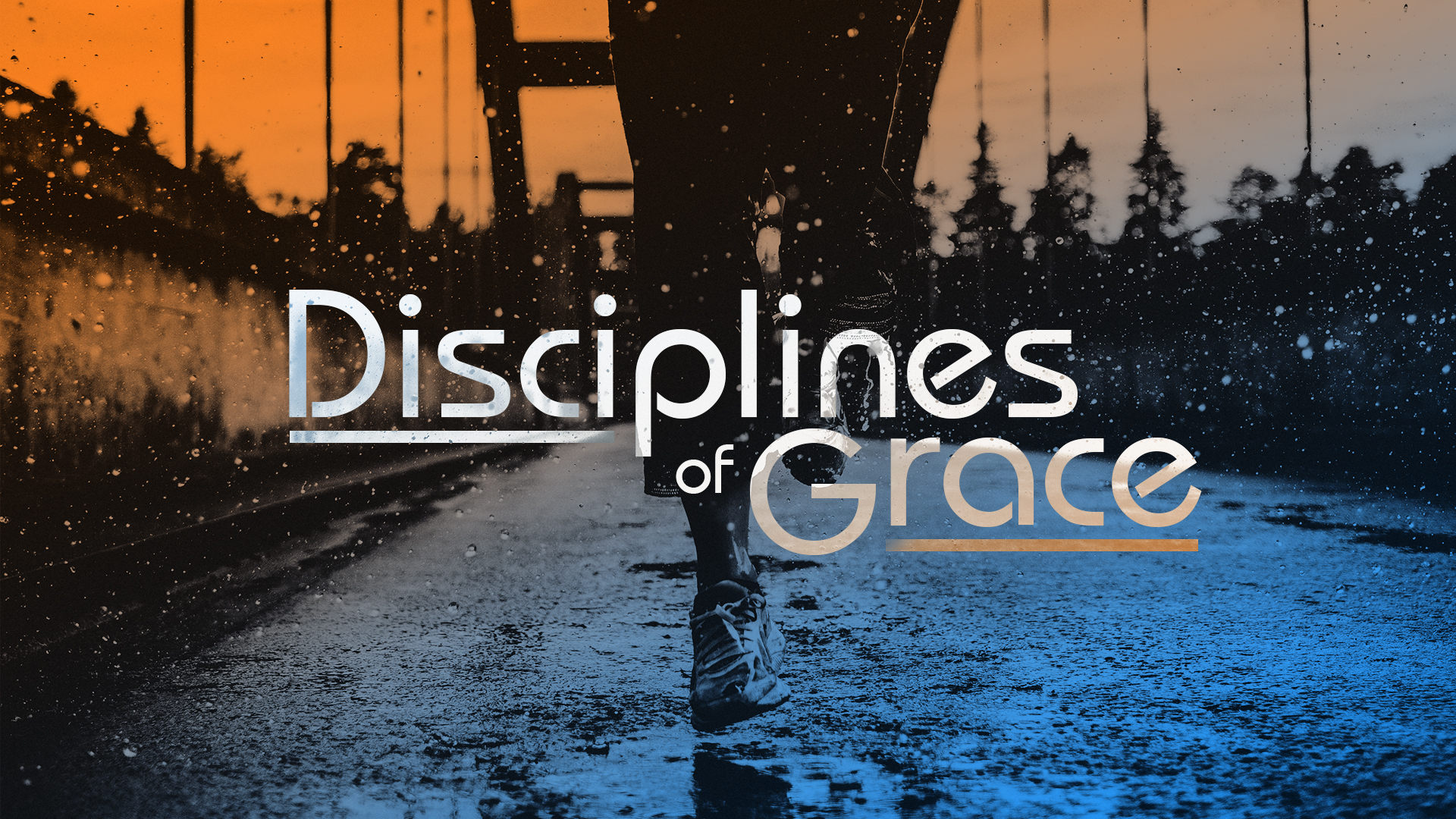 DISCIPLINES OF GRACE - The Discipline of Adversity