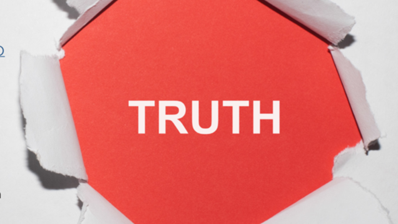 TRUTH - Truth in a Post-Truth World