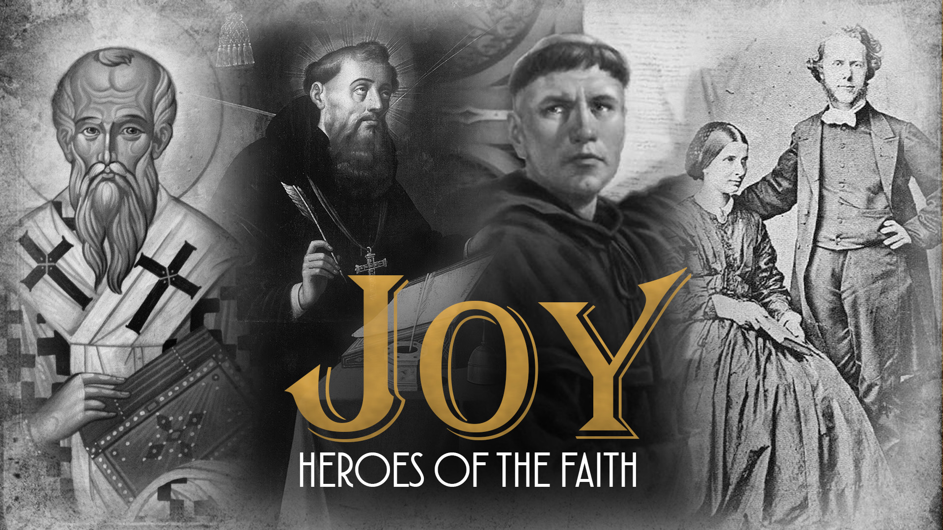 HEROES OF THE FAITH - Hudson Taylor Joy in Contentment